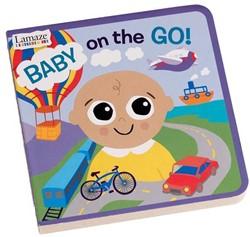 Lamaze  babyboek Baby on the Go