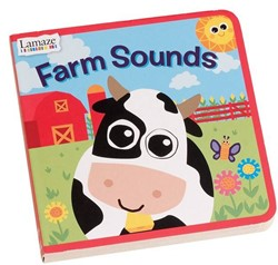 Lamaze  babyboek Farm Sounds