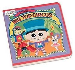 Lamaze  babyboek Big Top Circus