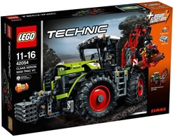 Lego Technic set Claas Xerion Trac VC 42054