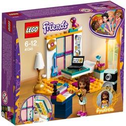 LEGO Friends Andrea`s slaapkamer 41341