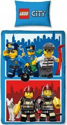 Lego  Dekbed Lego City Heroes
