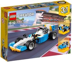 LEGO City Extreme motoren 31072