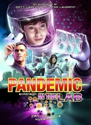 Z-man Games bordspel Pandemic in the lab engelse editie