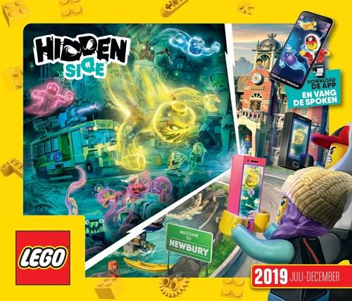 LEGO boekje 2e halfjaar 2019