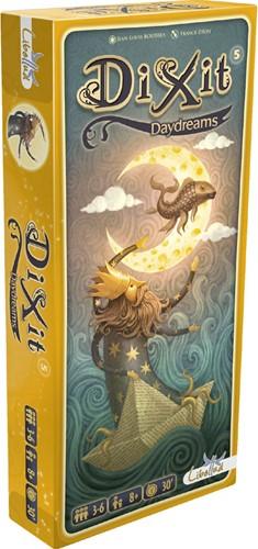 Libellud kaartspel Dixit uitbreiding 5 - Daydreams
