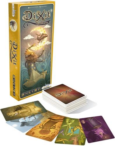 Libellud kaartspel Dixit uitbreiding 5 - Daydreams-2