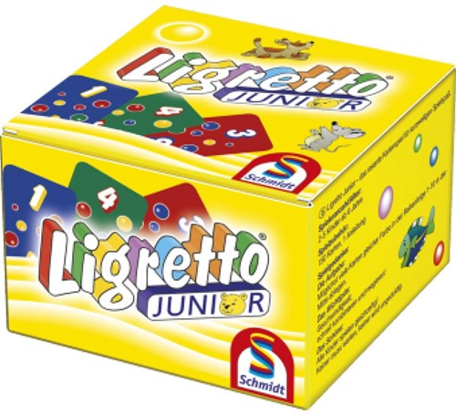 Schmidt  kinderspel Ligretto Junior