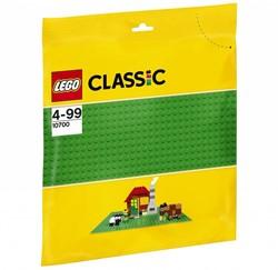 LEGO Classic set Groene bouwplaat 10700