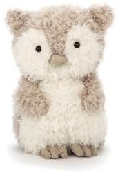 Jellycat knuffel Little Owl -18cm