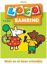 Loco  Bambino educatief spel Muis en vriendjes