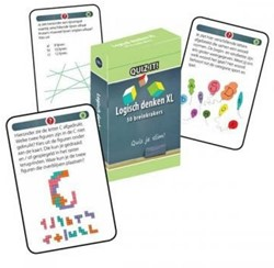 Planet Happy  leerkaarten Quiz it! IQ training XL