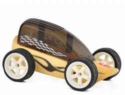 Hape houten speelvoertuig Low Rider