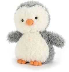 Jellycat knuffel Little Penguin Really Little -12cm