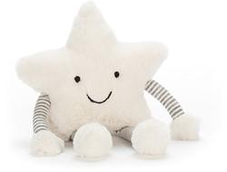 Jellycat Little Star Rattle - 18cm
