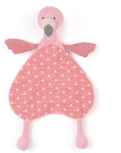 Jellycat Lulu Flamingo Soother