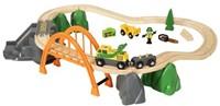 BRIO trein Treinset boswerker 33789-1