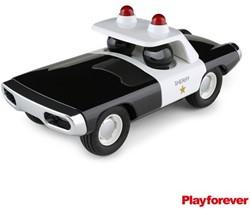 Playforever auto Maverick Heat Black & White Sherrif