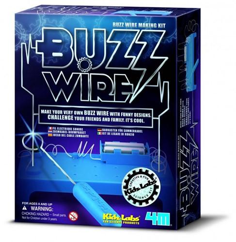 4M  Kidz Labs wetenschap speelgoed Maak je stresstester-1