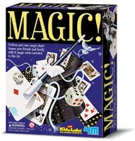 4M  Kidz Labs wetenschap speelgoed Magic kit-1