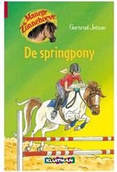 Kinderboeken  avi boek De springpony AVI M4