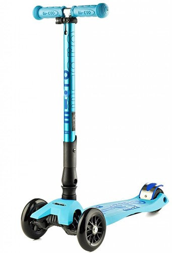 Micro Maxi step Deluxe Blauw inklapbaar