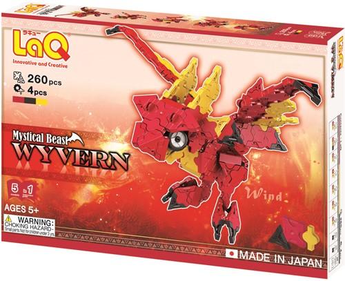 LaQ Mystical Beast Wyvern