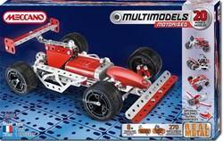 Meccano  constructie speelgoed Multimodel racers 20in1