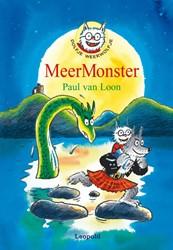 Kinderboeken  leesboek Dolfje weerwolfje meermonster
