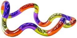 Tangle sensorisch speelgoed Metallics Tri-color