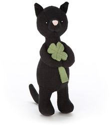 Jellycat knuffel Mini Messenger Cat -16cm