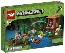 Lego  Minecraft set De heksenhut (21133)