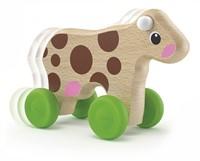 Brio  houten leerspel Mini Cow 30309-2
