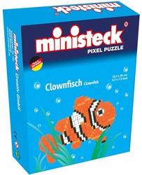 Ministeck  knutselspullen Clownvis