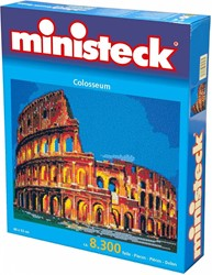 Ministeck Colosseum Rome - 8300 stukjes