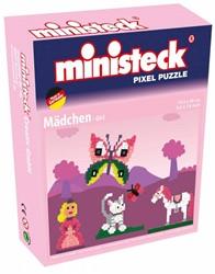 Ministeck Meiden minibox 4-in-1
