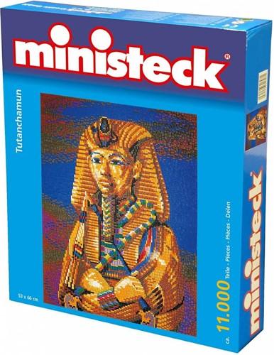 Ministeck Toetanchamon - 11000 stukjes