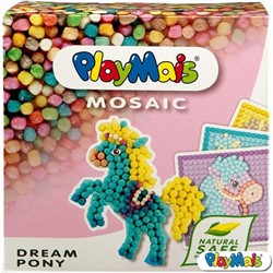 PlayMais  knutselspullen Mosaic Dream Pony