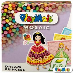 PlayMais  knutselspullen Mosaic Dream Princess