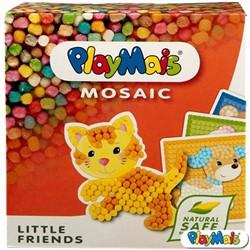 PlayMais  knutselspullen Mosaic Little Friends