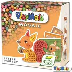 PlayMais  knutselspullen Mosaic Little Forest
