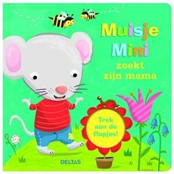 Deltas Muisje Mini zoekt zijn mama