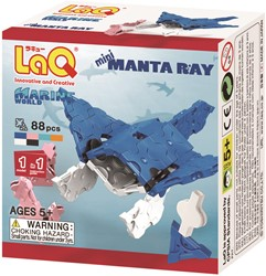LaQ Marine World Mini Manta