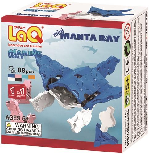 LaQ Marine World Mini Manta