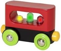 Brio  houten treinwagon My First Railway Lightup Wagon 33708-1