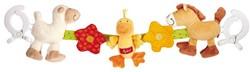 Sigikid  box en maxi cosi speelgoed Wagenketting Boerderij 49962