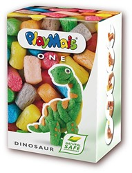PlayMais  knutselspullen One Dinosaurus