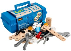 Brio  houten constructie speelgoed Builder Gereedschapskist starter set 34586