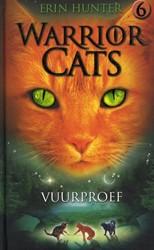 Kinderboeken  leesboek Warrior Cats Vuurproef