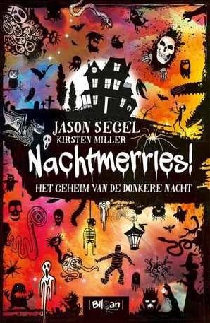 Kinderboeken  leesboek Het geheim van de donkere nacht